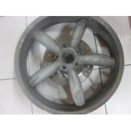 Roue. Arriere. 125 Scarabeo : ZD4PCA000 [2000]